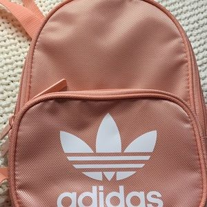 Mini adidas backpack